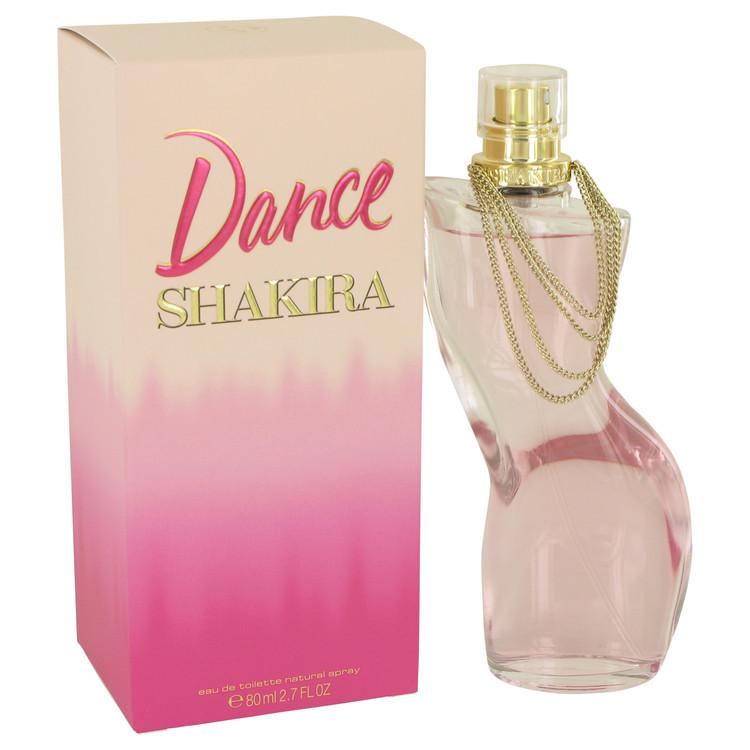 Shakira Dance by Shakira - Eau De Toilette Spray 80 ml f. dömur