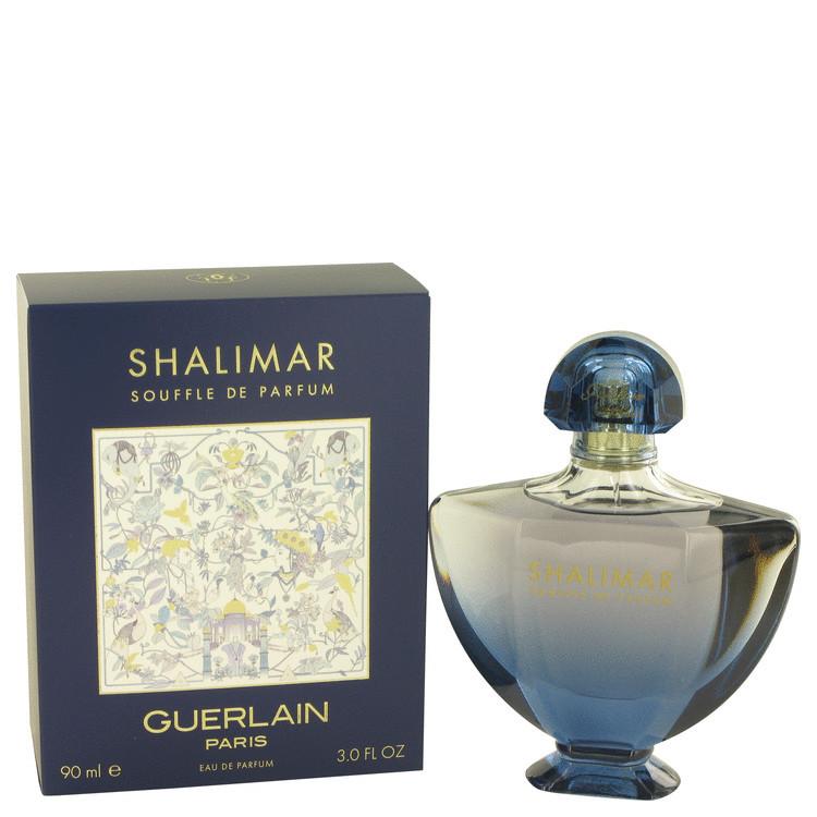 Shalimar Souffle De Parfum by Guerlain - Eau De Parfum Spray (2014 Limited Edition) 90 ml f. dömur