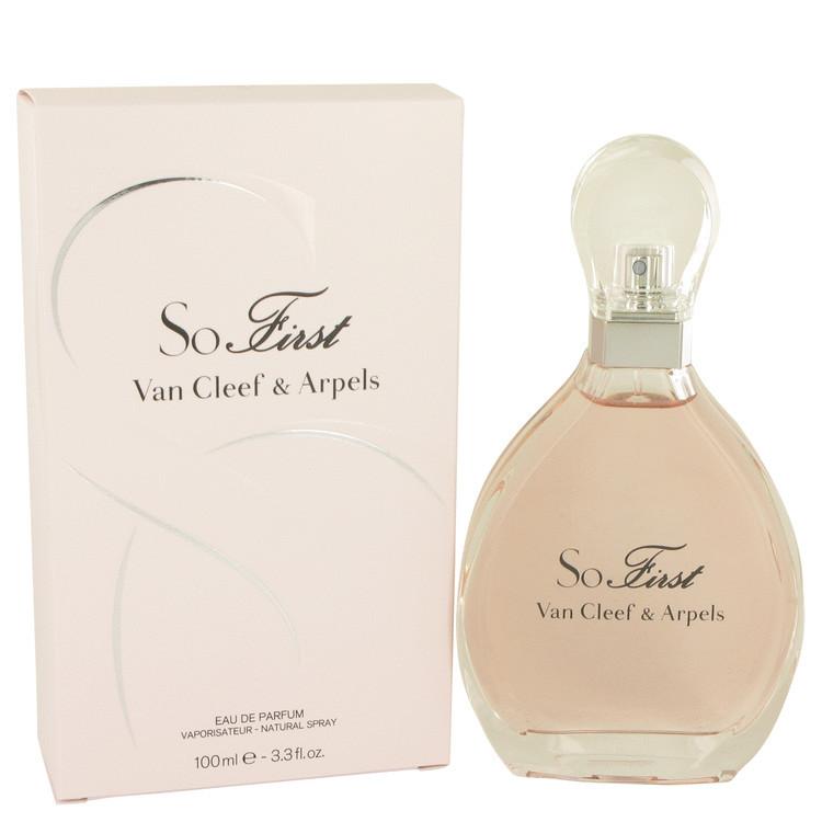 So First by Van Cleef & Arpels - Eau De Parfum Spray 100 ml f. dömur