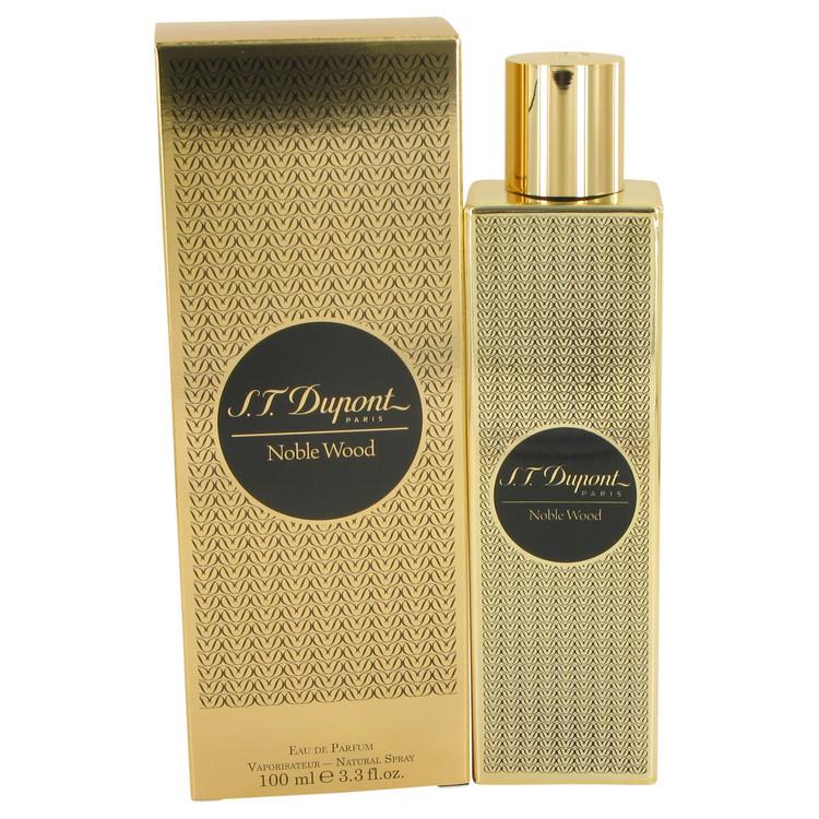 ST Dupont Noble Wood by ST Dupont - Eau De Parfum Spray (Unisex) 100 ml f. dömur