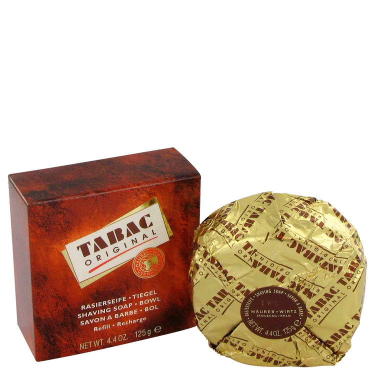 TABAC by Maurer & Wirtz - Shaving Soap Refill 130 ml f. herra