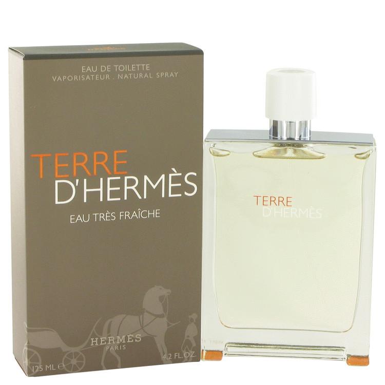 Terre D'Hermes by Hermes - Eau Tres Fraiche Eau De Toilette Spray 125 ml f. herra