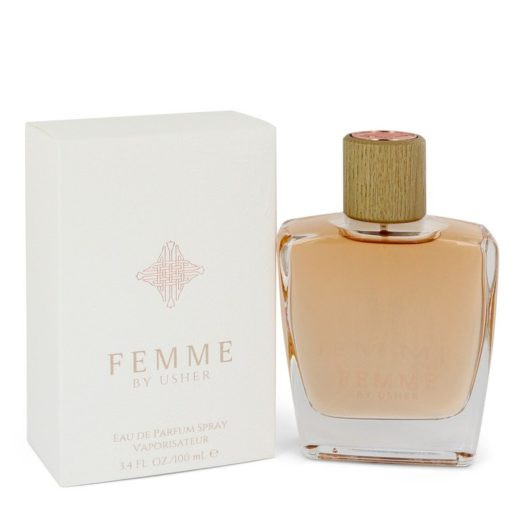 Usher Femme by Usher - Eau De Parfum Spray 100 ml f. dömur