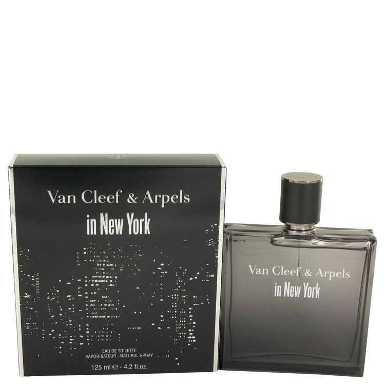 Van Cleef in New York by Van Cleef & Arpels - Eau De Toilette Spray 125 ml f. herra