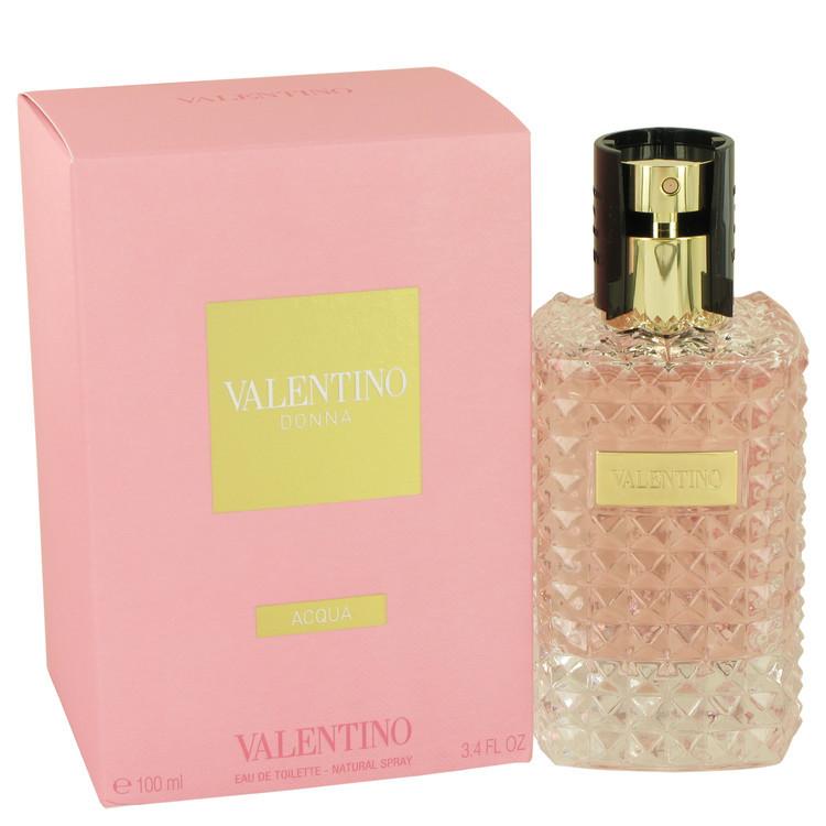 Valentino Donna Acqua by Valentino - Eau De Toilette Spray 100 ml f. dömur