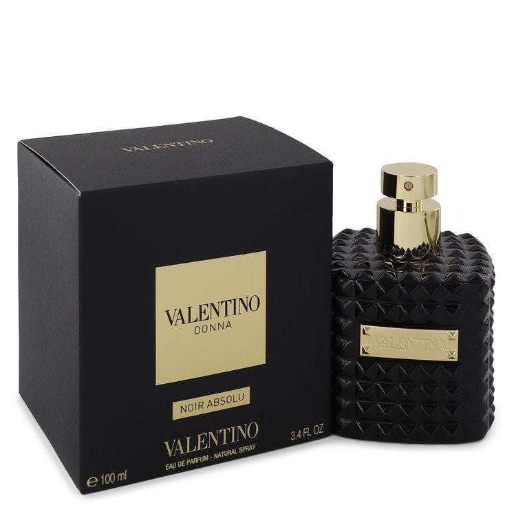 Valentino Donna Noir Absolu by Valentino - Eau De Parfum Spray 100 ml f. dömur