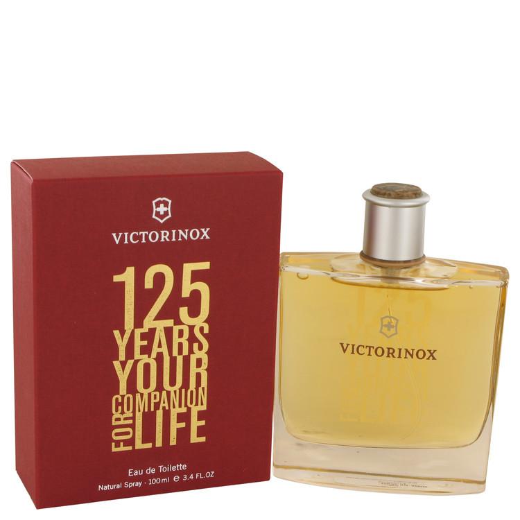 Victorinox 125 Years by Victorinox - Eau De Toilette Spray (Limited Edition) 100 ml f. herra
