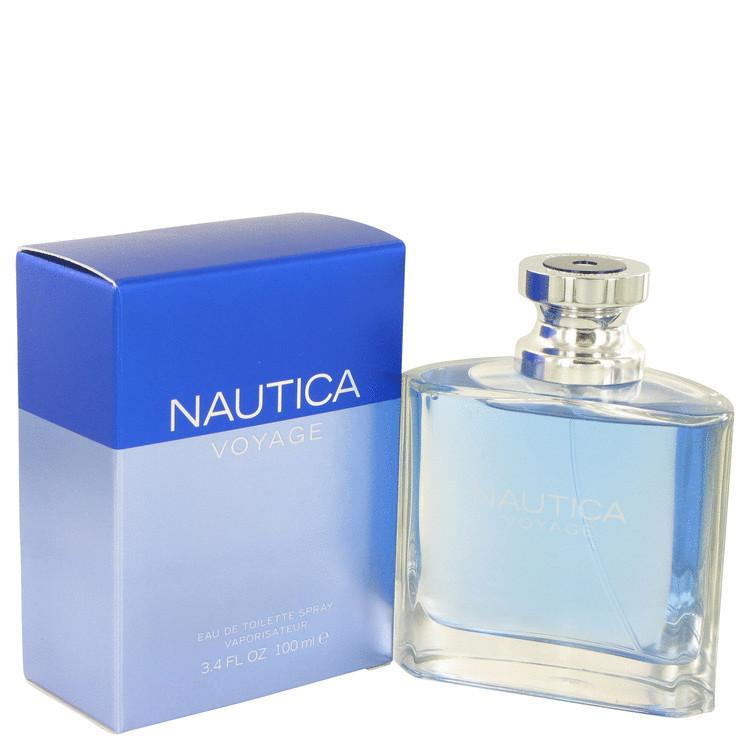Nautica Voyage by Nautica - Eau De Toilette Spray 100 ml f. herra