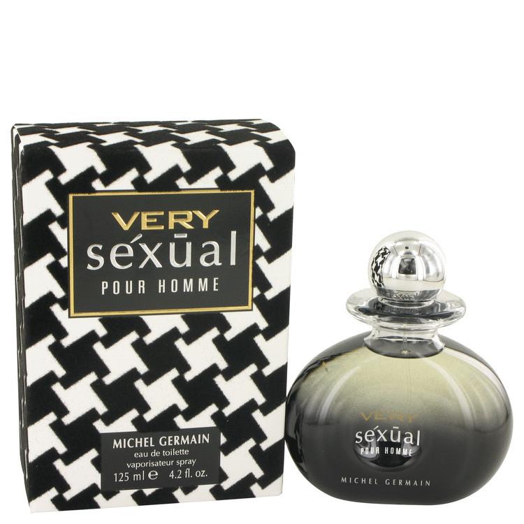 Very Sexual by Michel Germain - Eau De Toilette Spray 125 ml f. herra
