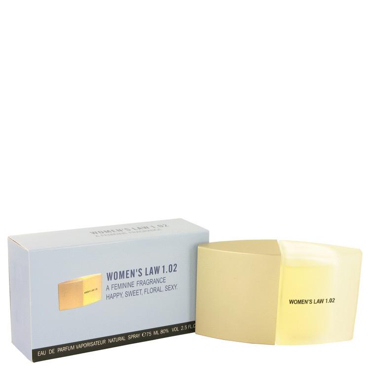 Women's Law by Monceau - Eau De Parfum Spray 75 ml f. dömur