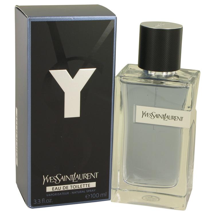Y by Yves Saint Laurent - Eau De Toilette Spray 100 ml f. herra