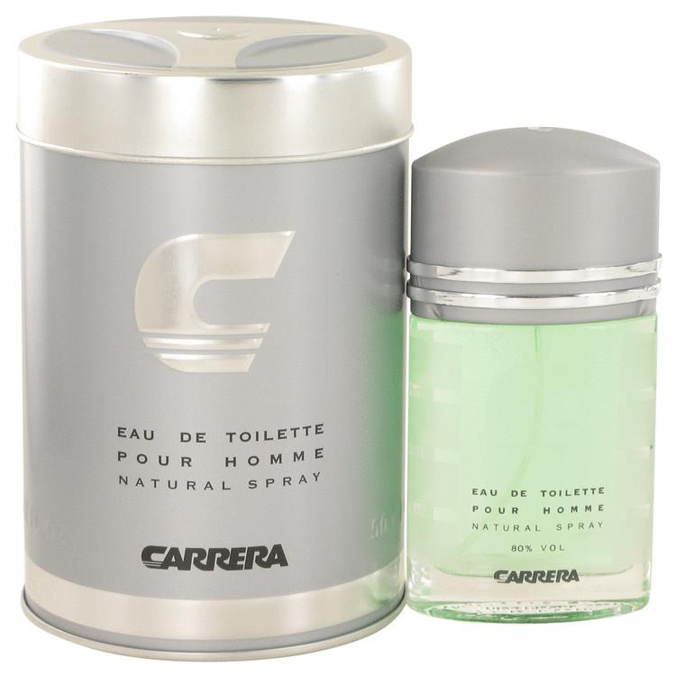 CARRERA by Muelhens - Eau De Toilette Spray 50 ml f. herra