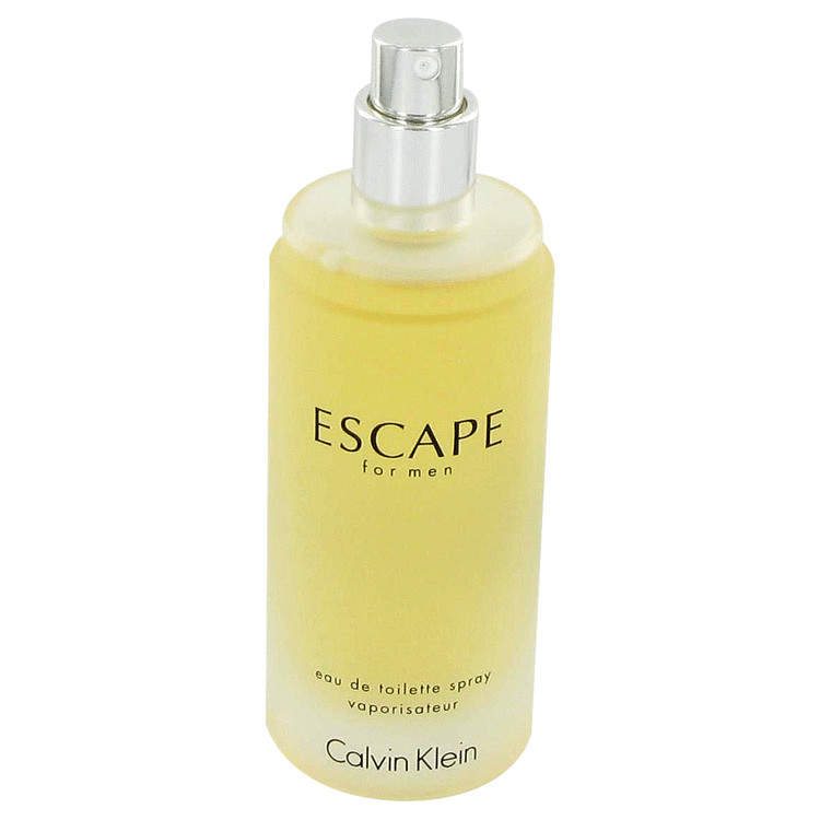 ESCAPE by Calvin Klein - Eau De Toilette Spray (Tester) 100 ml f. herra