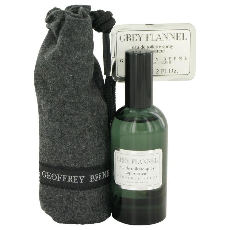 GREY FLANNEL by Geoffrey Beene - Eau De Toilette Spray Pouch 60 ml f. herra