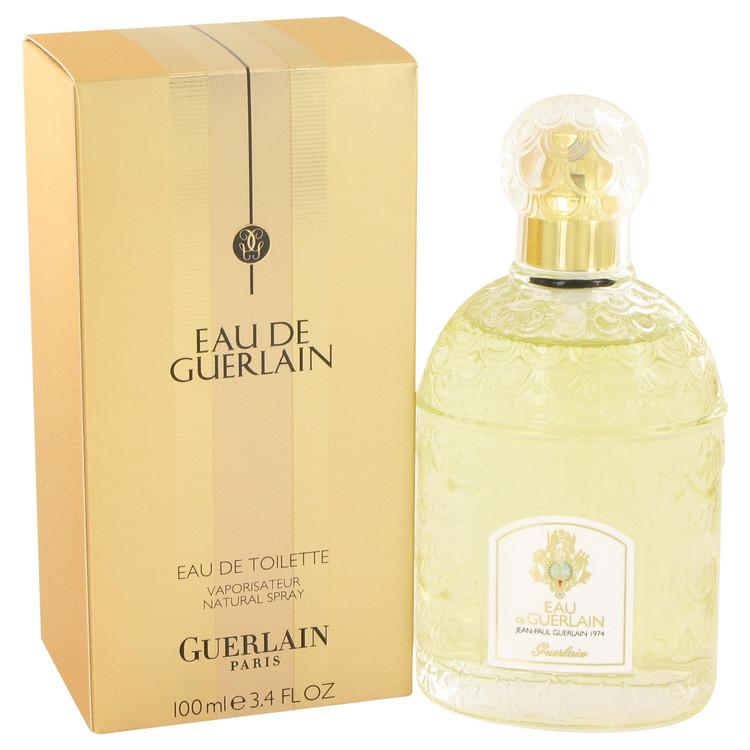 EAU DE GUERLAIN by Guerlain - Eau De Toilette Spray (unisex) 100 ml f. herra