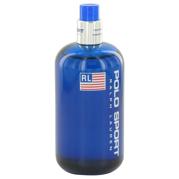 POLO SPORT by Ralph Lauren - Eau De Toilette Spray (Tester) 125 ml f. herra
