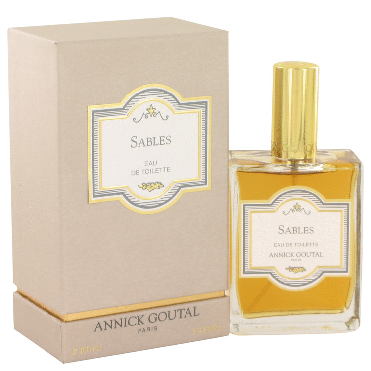 Sables by Annick Goutal - Eau De Toilette Spray 100 ml f. herra