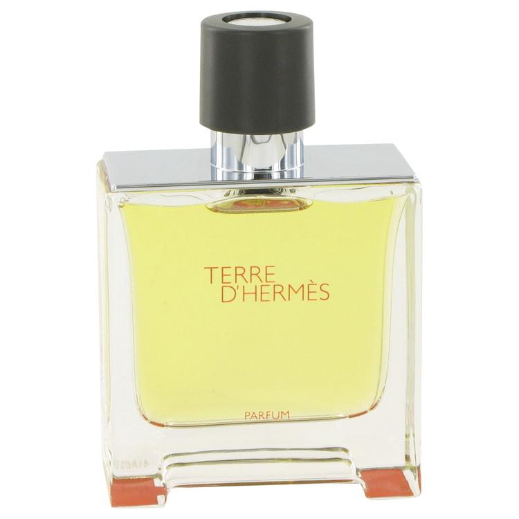 Terre D'Hermes by Hermes - Pure Perfume Spray (Tester) 75 ml f. herra