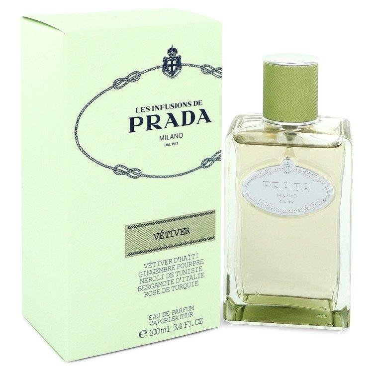 Prada Infusion De Vetiver by Prada - Eau De Parfum Spray 100 ml f. herra
