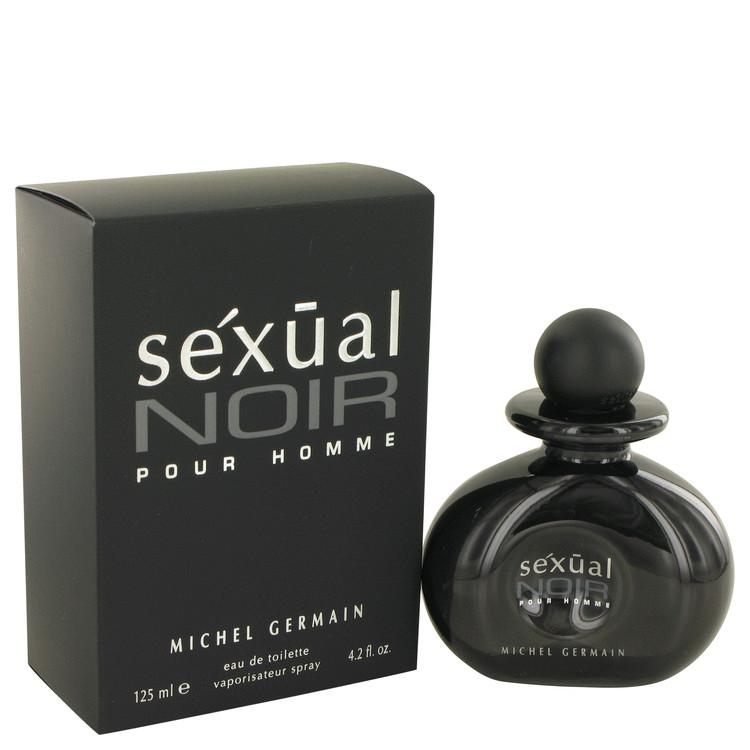 Sexual Noir by Michel Germain - Eau De Toilette Spray 125 ml f. herra